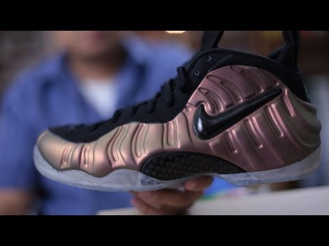 5765966577 Nike Foamposite Pro Prm  SPIDER-MAN  Review   On-Feet