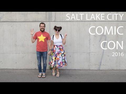 Salt Lake City Comic Con 2016
