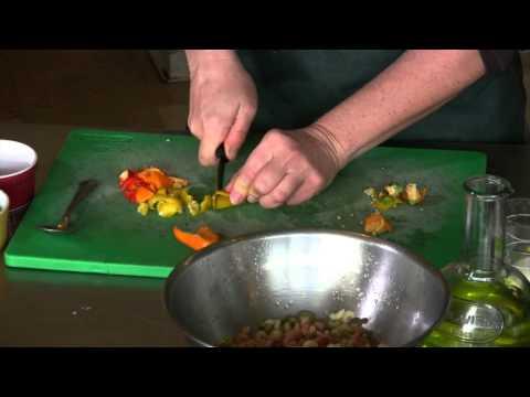 Fall Harvest Pasta Salad