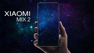 Xiaomi Mi MIX 2 Android Smartphone reviews - Global version phone  - Buy best smartphone