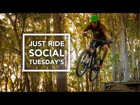 NERANG MOUNTAIN BIKING: Just Ride Social Tuesdays