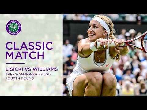 Serena Williams Vs Sabine Lisicki | Wimbledon 2013 Fourth Round | Full Match