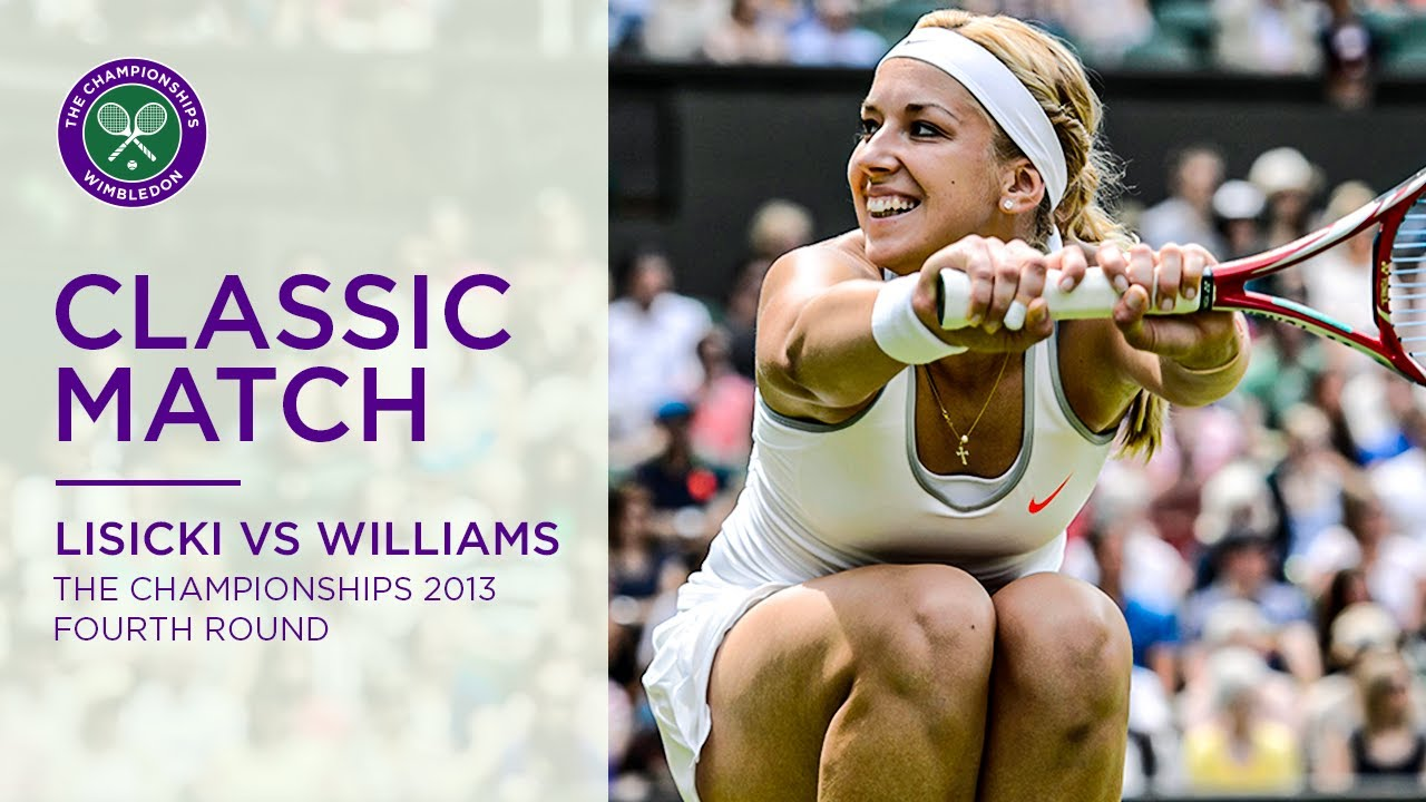 Serena Williams vs Sabine Lisicki | Wimbledon 2013 fourth round | Full  Match - YouTube