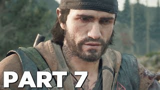 DAYS GONE Walkthrough Gameplay Part 7 - COPELAND (PS4 Pro)