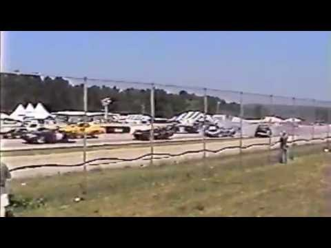 Huge Vintage Crash Road America 2005
