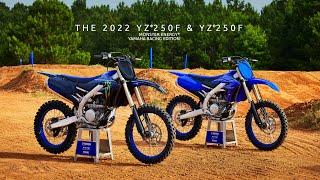The Yamaha YZ250F dominates the track