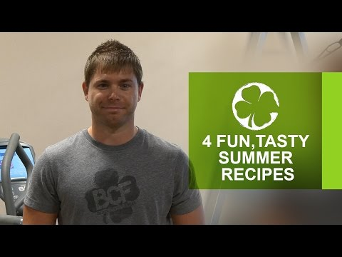 Omaha Fitness: Recipes for a Tasty and Healthy Summer