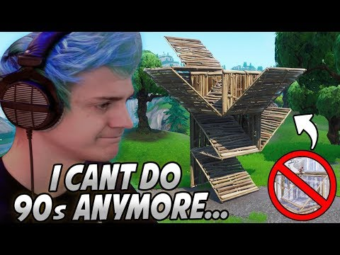 Ninja Gets UPSET He CAN'T Do 90s Anymore After Epic PATCHED His Method!