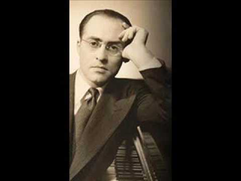 Artur Balsam plays Haydn Sonata No. 31 in A-flat major Hob XVI-46