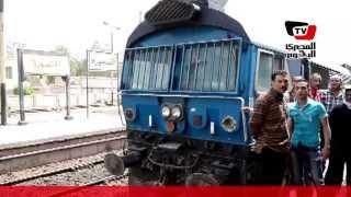 سائقي القطارات: «بنشتغل سواقين وميكانيكية وكهربائية»