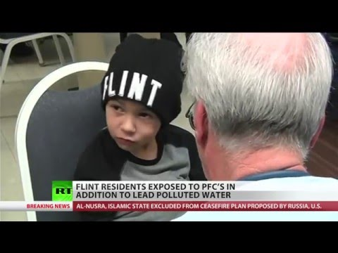 Flint Water May Contain More Dangerous Chemicals Than Lead