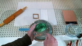 Bioplastics: Thermoplastic properties of Casein. Imitation Ivory. Imitation Rubber.