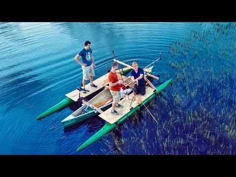Atlatl Fishing Tutorial From A Pontoon Boat