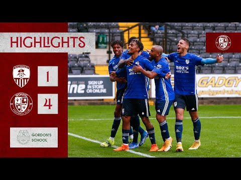 Notts County Woking Goals And Highlights