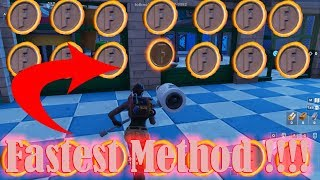 FASTEST WAY TO COLLECT GOLD COINS ON FORTNITE (OVERTIME CHALLENGES) | FREE BATTLE PASS | FORTNITE