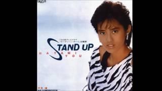 STAND UP(85.5.22 発売) 作詞・作曲:Rick Springfield この歌もカバ...