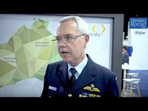 Osley on US-Australia Military Relationship, New Defense Industry Strategy