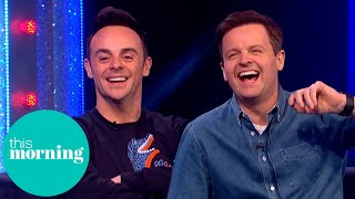 Exclusive Look at Saturday Night Takeaway Studio for New Series  This Morning