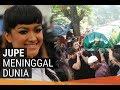 Jenazah Jupe Tiba di Pemakaman Pondok Ranggon