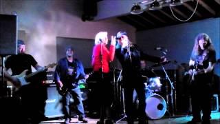 The Ready Eddies  -  Midnight Train with Fiona
