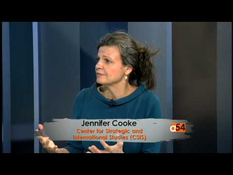 Vincent Interviews Jennifer Cooke on Foreign Policy