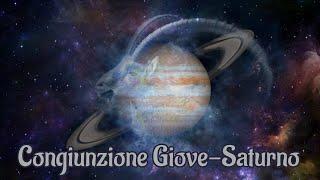 Dicembre 2020: eclissi e congiunzione Giove - Saturno in Capricorno