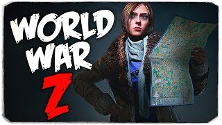 ЗОМБИ НАПАЛИ НА МОСКВУ! - ПРОХОЖДЕНИЕ WORLD WAR Z