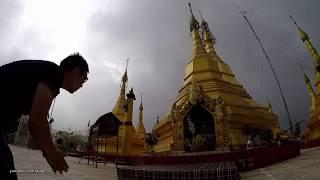 Taunggyi Shan state Myanmar เมืองตองยีประเทศพม่า