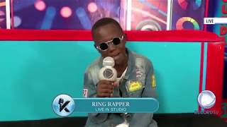 Download Video Fresh KId is not better than me Ring Rapper say so MP3 3GP MP4