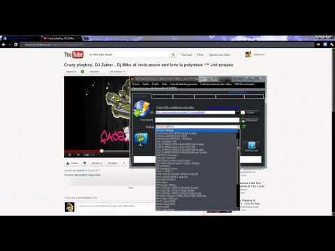 ( Explication du téléchargement des clips youtube et de convertir en format MP3 partie 1 )