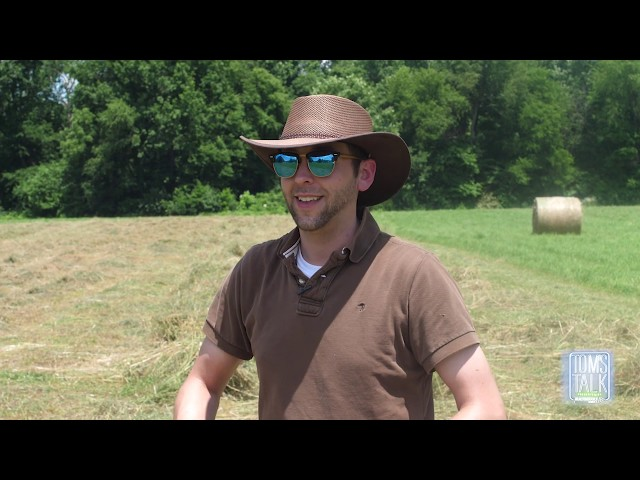 Tom's Talk: Is your hay ready to bale?