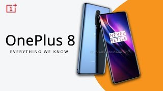 OnePlus 8 - Leaks and Specifications | OnePlus 8 Price in 2020