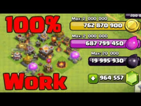 Clash Of Clans Private Server 2017 Working 100%