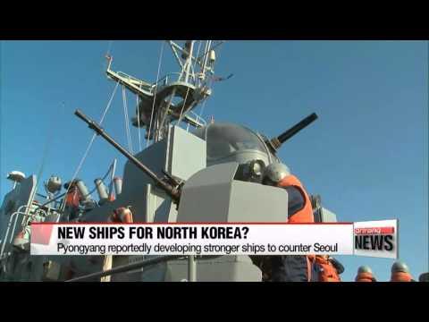 North Korea reportedly developing stronger ships to counter South Korea