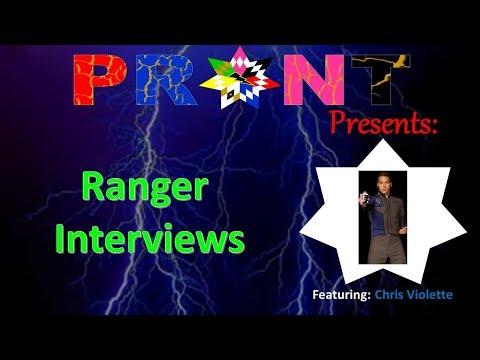 Ranger Interviews: Chris Violette