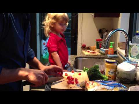 Cooking Fast and Fresh with West: Episode 1