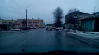 Климово-дороги