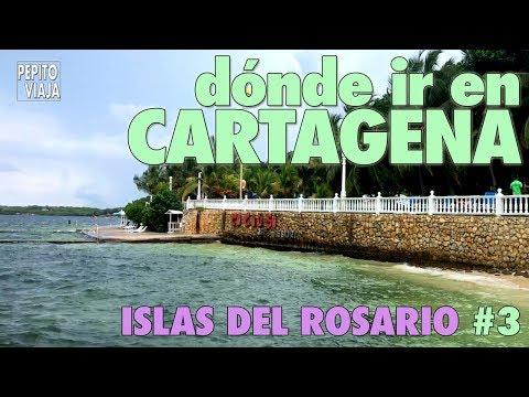 Dónde ir en CARTAGENA, Islas del Rosario #3 | Pepito Viaja