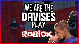 Parkour Madness | Roblox Ep-40 Revised | We Are The Davises Gaming