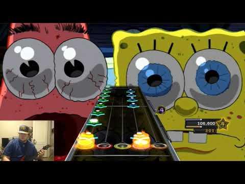 Jellyfish Jam From Spongebob But It's FC'd On Clone Hero