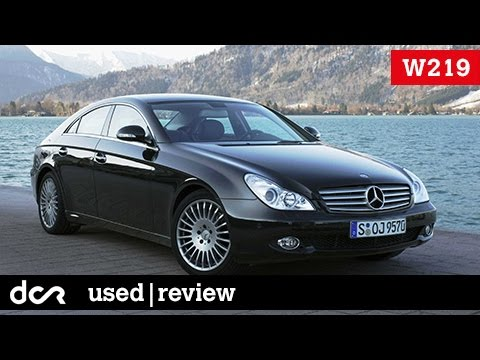 buying a used mercedes cls w219 2004 2010 common issues buying rh youtube com Mercedes CLS 63 AMG Interior Mercedes CL 63 AMG 6 2