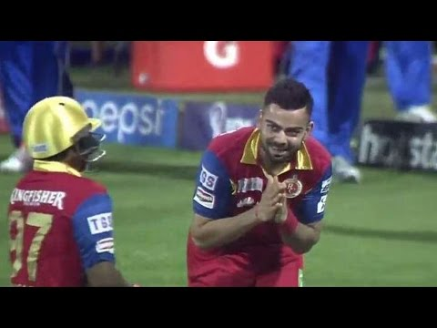 Sarfaraz Khan reacts on Virat Kohli bowing gesture