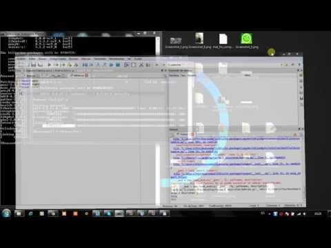 Python 2 7 - Como importar OSGEO en Anaconda 2 64-bit - YouTube