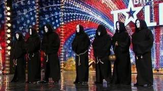 The Chippendoubles - Britain's Got Talent 2010 - Auditions Week 4 thumbnail