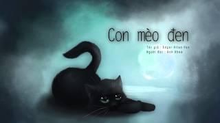 Truyện ma trong đêm - Con mèo đen