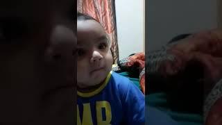 Cute Argumentive Toddler