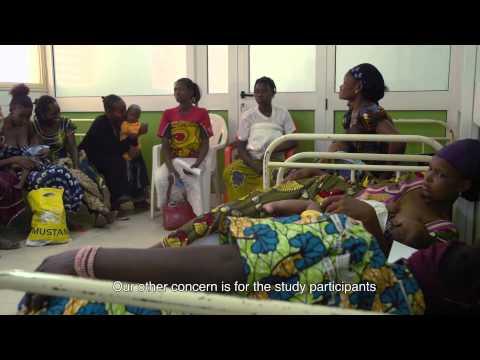 Malaria vaccine development at EVI
