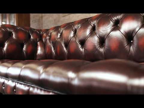 1931 Chesterfield Sofa