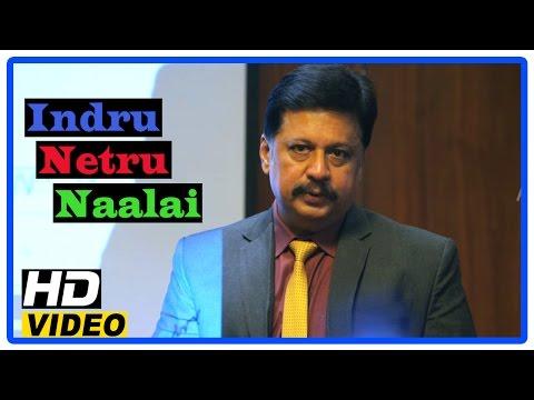 Indru Netru Naalai Tamil Movie | Scenes | Jayaprakash rejects Vishnu | Ravi Shankar is shot