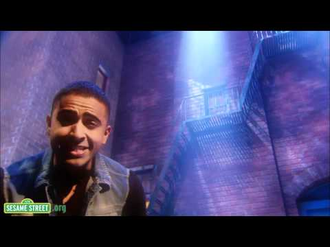 """Sesame Street: """"Super Grover 2.0"""" with Jay Sean"""